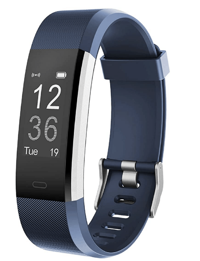 letscom fitness tracker heart rate feature