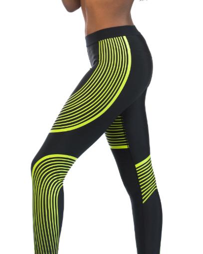 body contouring workout leggings