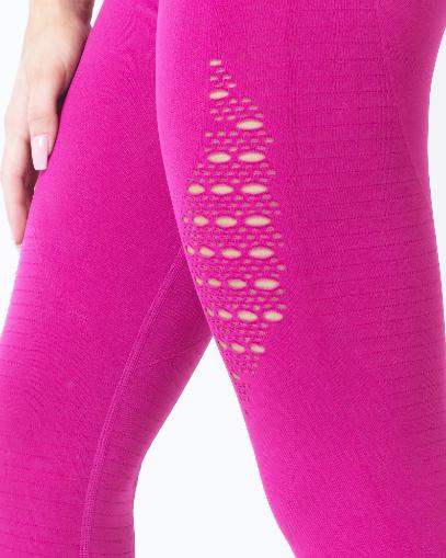 hot pink leggings fitgal