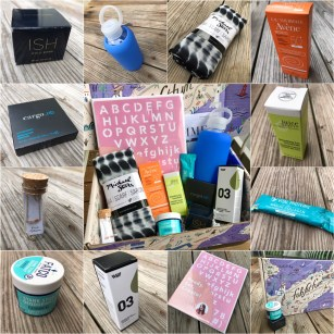 Fab Fit Fun Summer Goodies