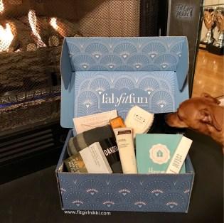 FabFitFun Winter Box and Scarlett