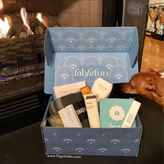 FabFitFun Winter Box and Scarlett