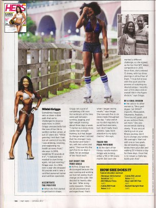 March 2017 Muscle & Fitness HERS Feature