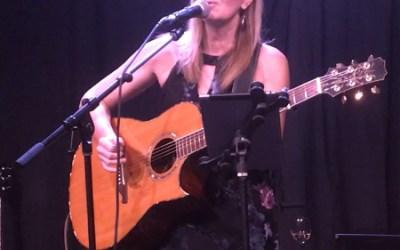 Dawna Stafford Performs Two New Originals At Artichoke Music