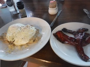 Southern Benny and Chronic bacon