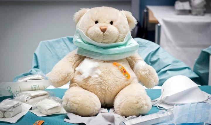 ziekenhuisbeer