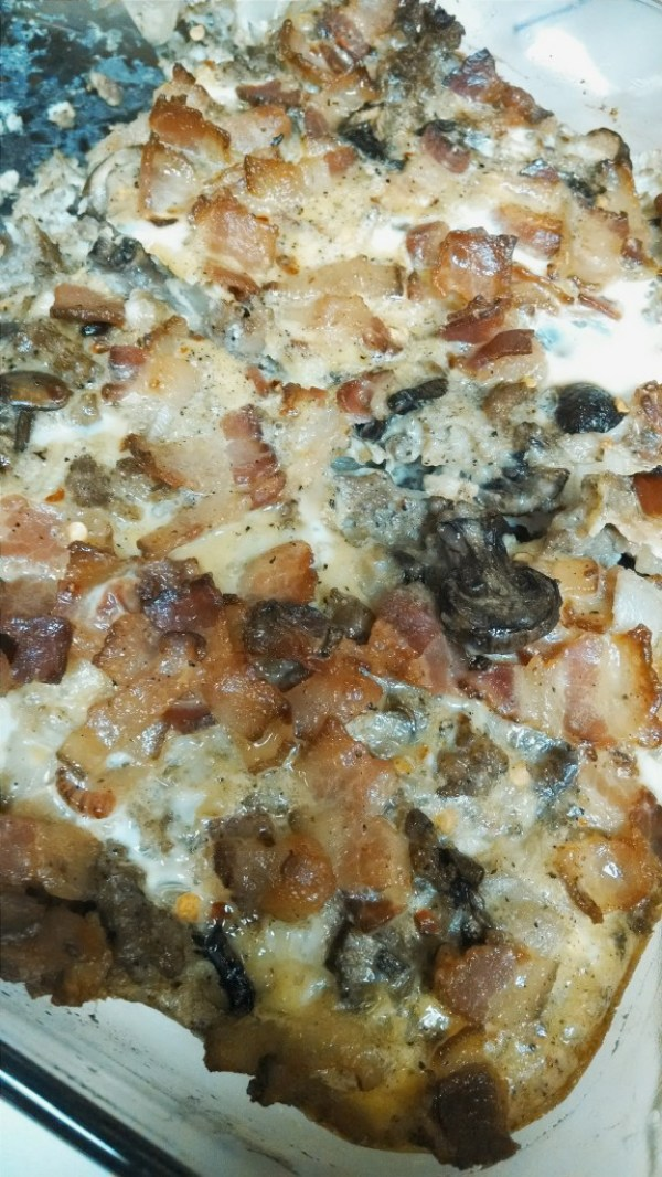 Low Carb Paleo Breakfast Casserole - a tasty, low carb meal