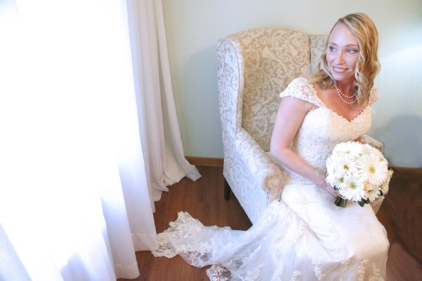 My dress Photo by Lisa Shepard