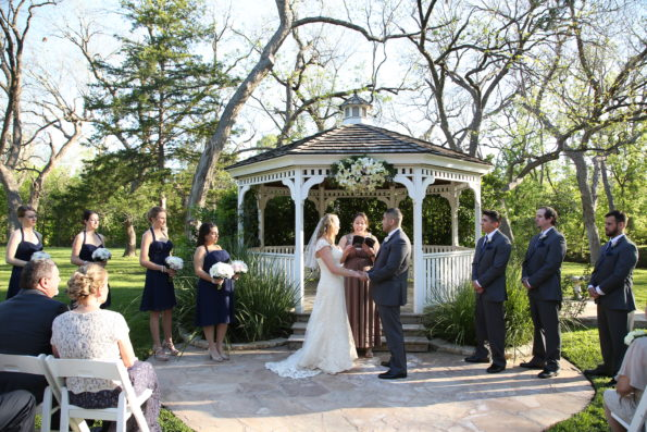 The Ceremony photo by Lisa Shepard