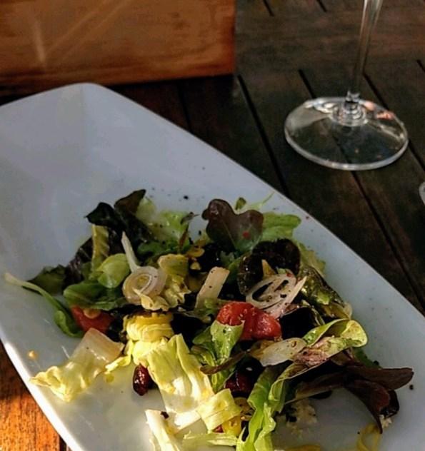 Red Leaf Salad from Olive & June