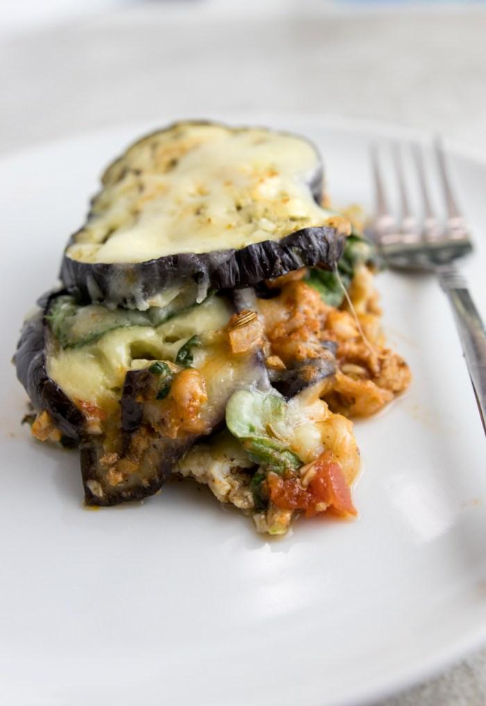 primal eggplant casserole