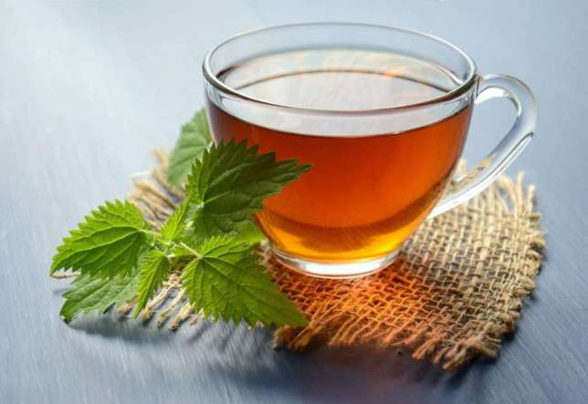 Weight loss with teas