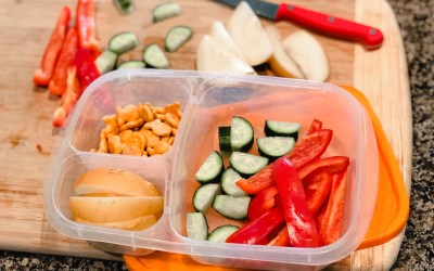After school snacks: How I got my kids to eat vegetables without complaining