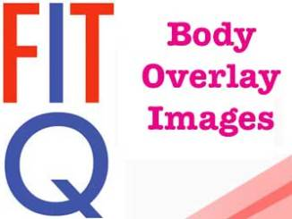 body overlay images