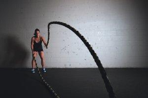 training, ropes, workout