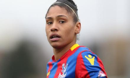Gemma Bryan: Injured Crystal Palace Women striker unhappy at treatment by club