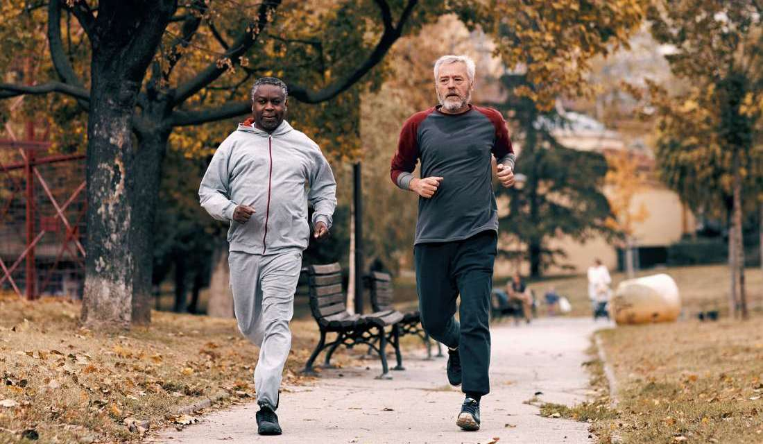 Medical News Today: Marathon running may reverse a risky part of the aging process