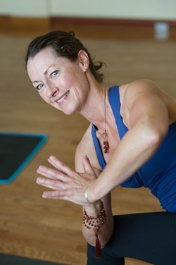 Sandy LeBlanc Fit Journey Yoga & Health