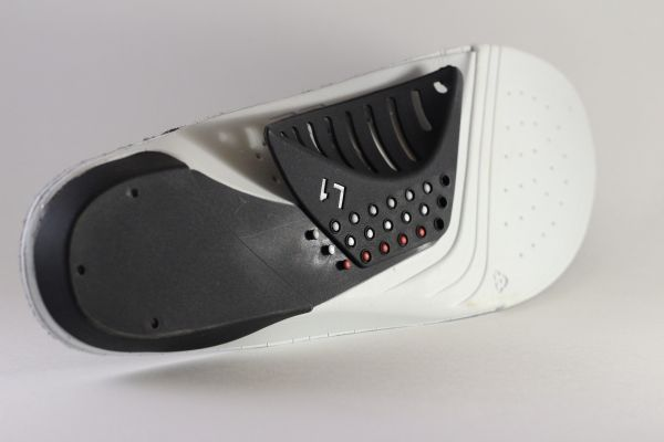 G8 cycling shoes custom footbed