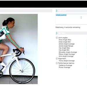 Velogicfit 2D Motion capture