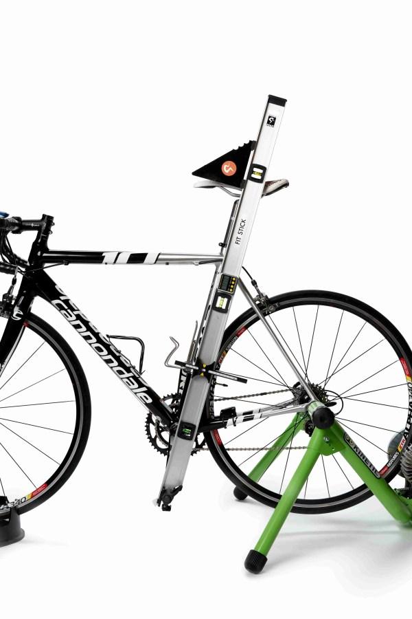 Fit Bike seat tube angle tool