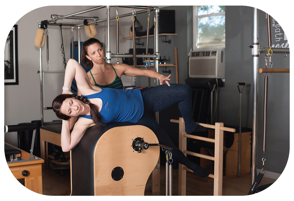 Private Pilates Classes at Fit Lab in Gig Harbor Washington
