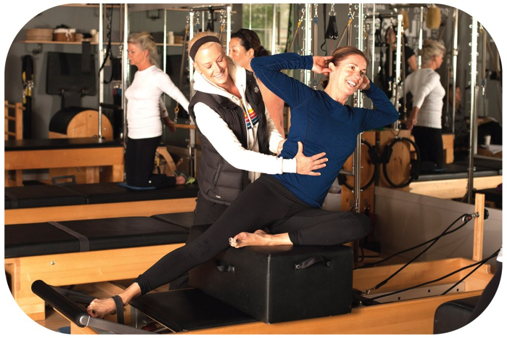 Sculpt Reformer Classes at Fit Lab in Gig Harbor Washington