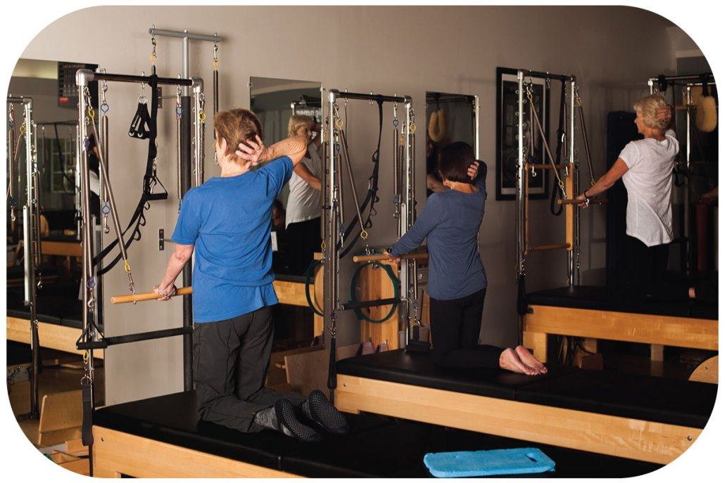 Cadillac Reformer at Fit Lab in Gig Harbor Washington
