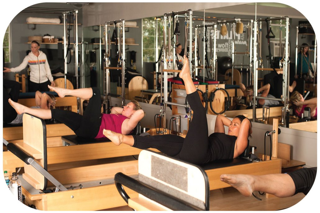 Jumpboard Reformer Classes at Fit Lab in Gig Harbor Washington