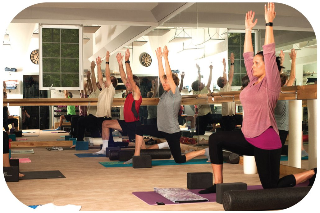 Gentle Flow Yoga Classes at Fit Lab in Gig Harbor Washington