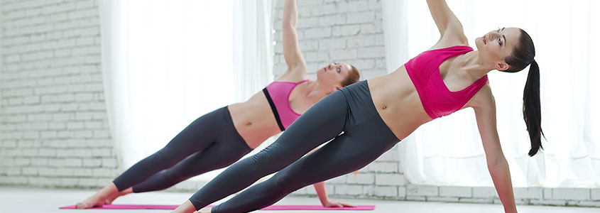 Here Are the Health Benefits of Pilates