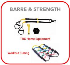Barre & Strength Equipment