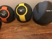 weighted balls