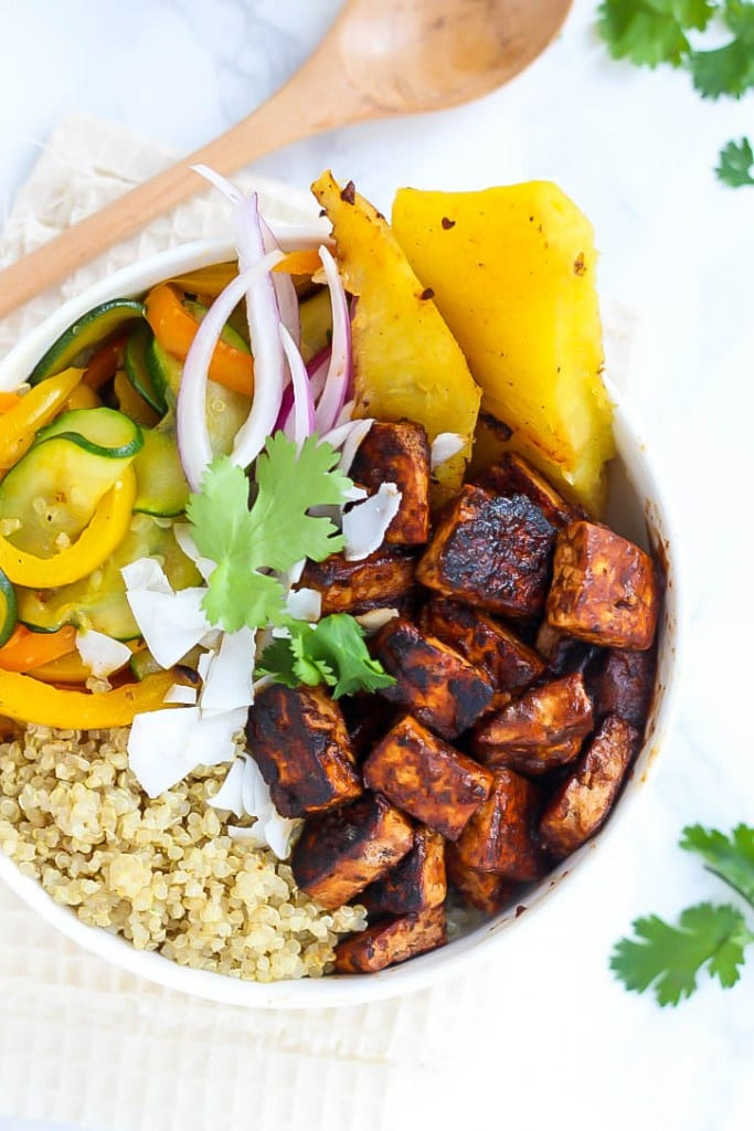 30 Plant Based Power Bowl Recipes To Fuel You Through Your