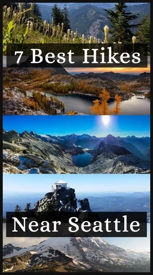 7 Best Hikes Near Seattle Washington