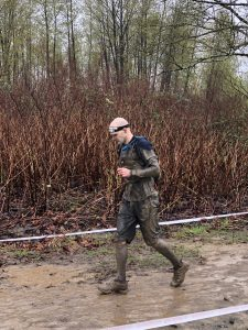 Seattle Spartan Race 2018 Muddy Tired Runner