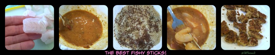 Fit Mama G- Fishy sticks