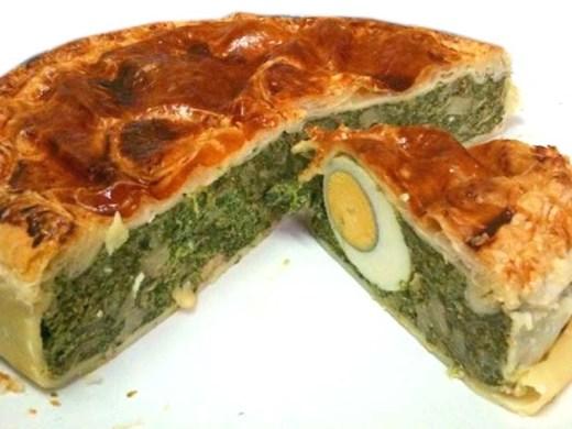 Tradizioni di Pasqua - Torta Pasqualina