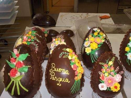 Tradizioni di Pasqua - Uova di cioccolato