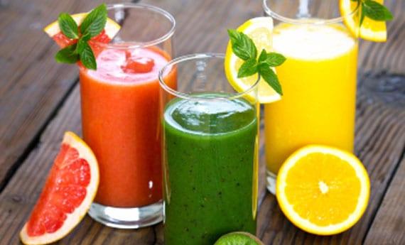 Mangiare sano e bene - Spremute di frutta