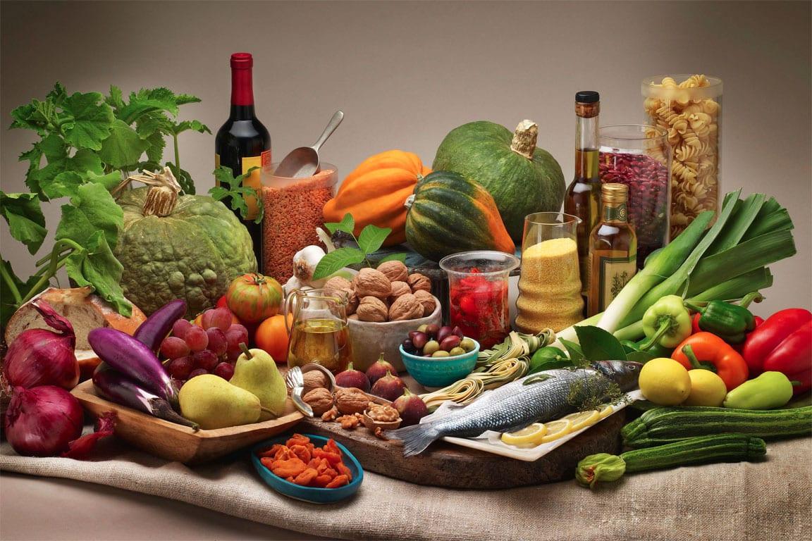 Mangiare sano e bene
