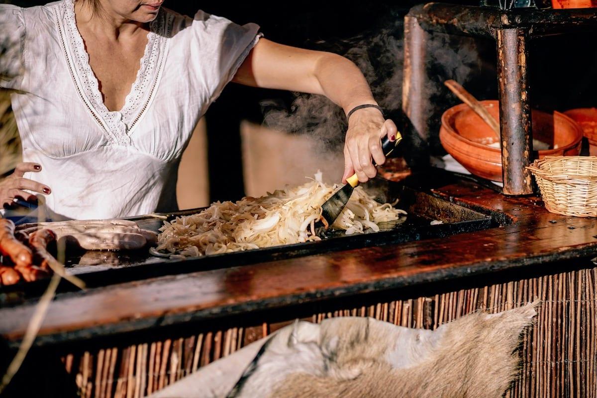 barbecue plancia