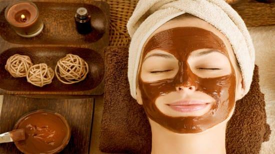 Cioccolato fondente per la pelle