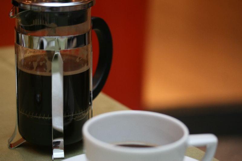 Problemi di erezione - Infuso di caffè