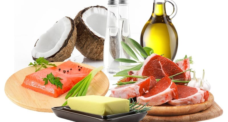 cosa mangiare con la dieta chetogenica