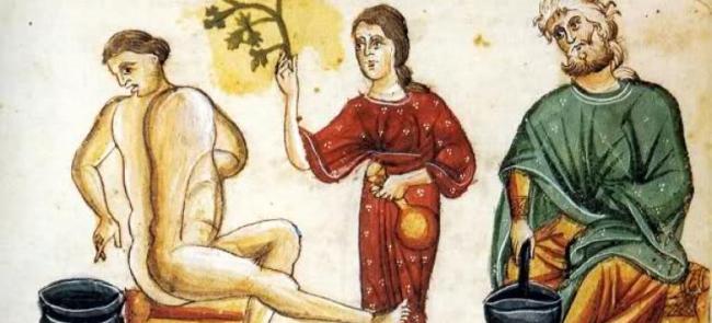 Fitoterapia - Scuola medica salernitana