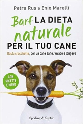Libro dieta Barf