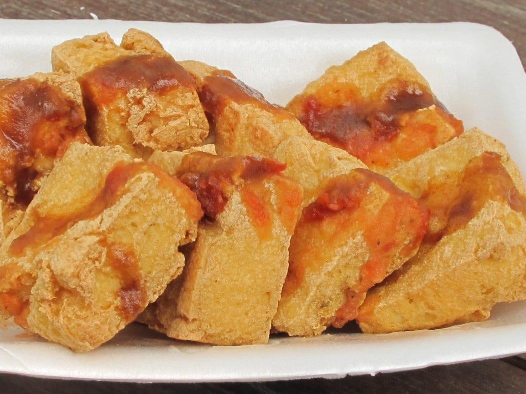 tofu preparazione