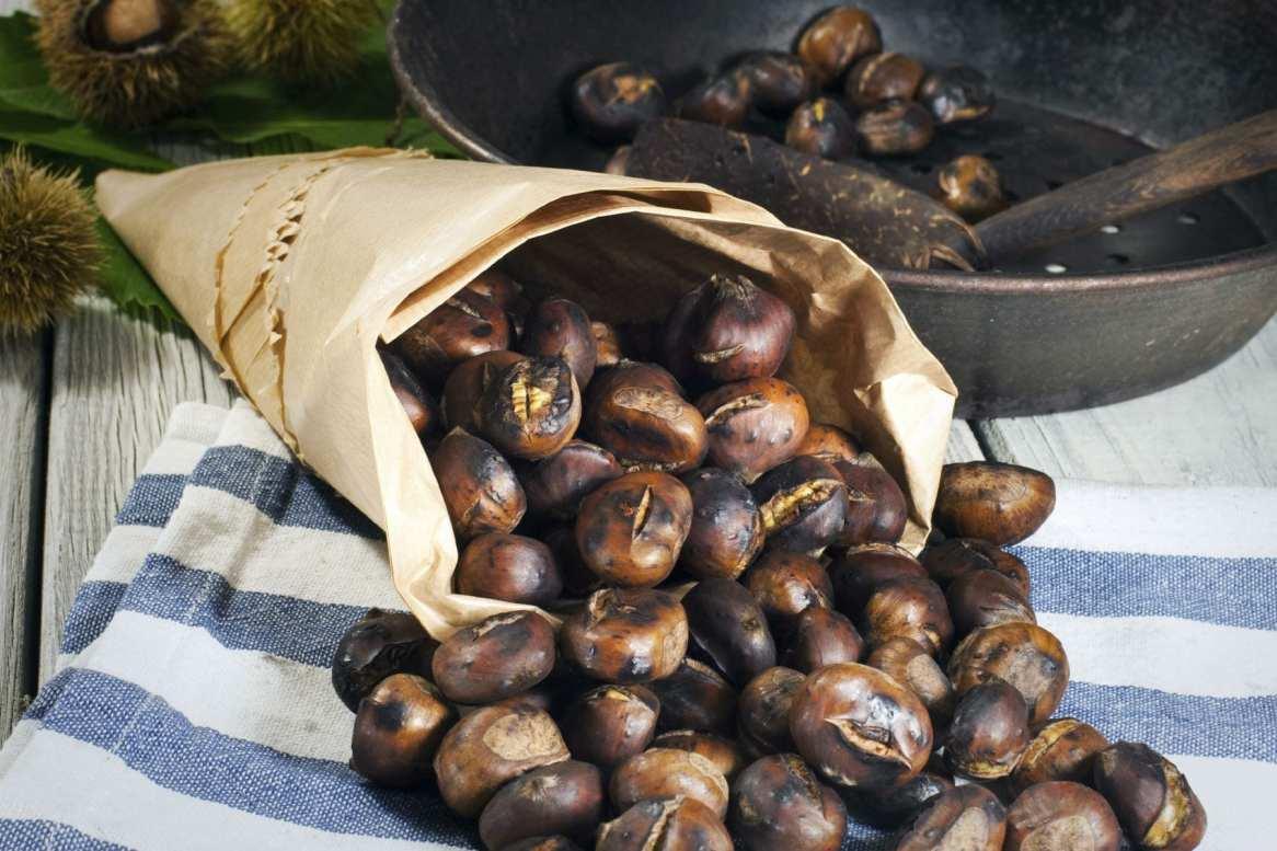 Castagne - caldarroste