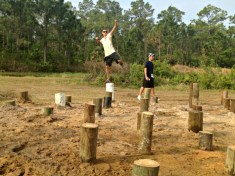 posing-in-obstacle-course-mud-run-race